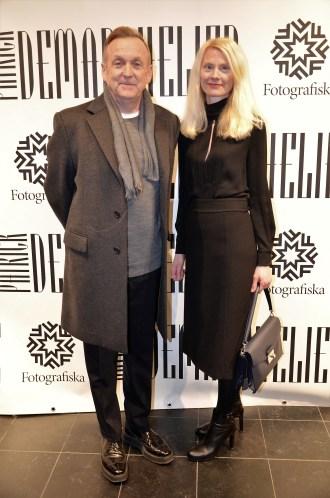 Henrik Mattson och Magdalena Mattsson