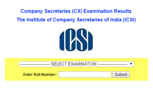 CS Result Dec 2015 Executive Professional