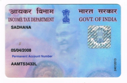 What is PAN or Permanent Account Number Complete Details