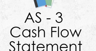 AS 3 Cash Flow Statement Format   Applicability   Summary Notes