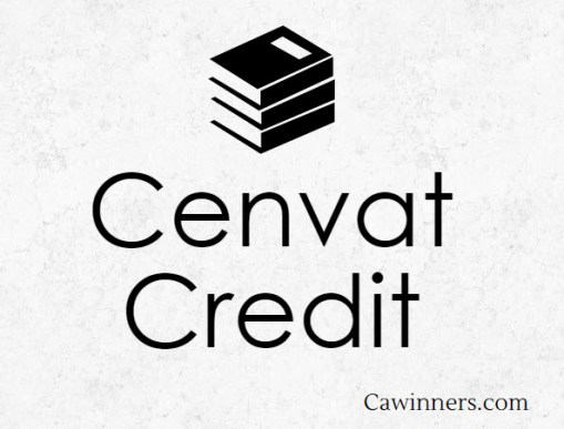 Cenvat Credit Rules and Calculation Details PDF