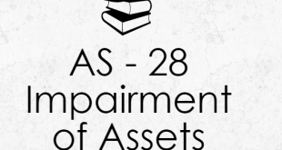 AS 28 Impairment of Assets Summary Notes PDF