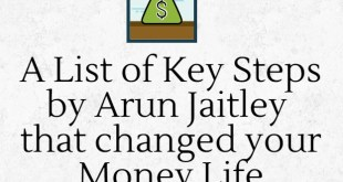 A List of Key Steps by Arun Jaitley that changed your Money Life