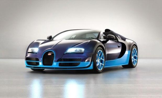 SRK Bugatti-Veyron