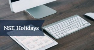 NSE Holidays 2018 Indian Share Market Holidays List