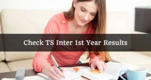 TS Inter 1st Year Results 2018