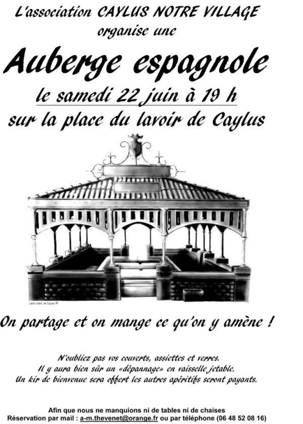 Caylus Notre Village