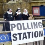 UK goes to polls facing uncertain result