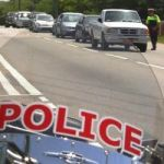 Police bag almost two dozen traffic offenders in one hour