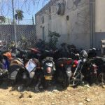Police seize bikes in reckless rider clamp down