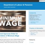 New Labour & Pensions website launched