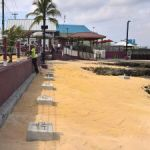 George Town tourist facility sand raises eco-concerns