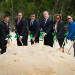 CEC breaks ground on long-awaited 'city'