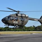 New police chopper touches down at ORIA