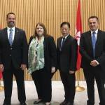 Cayman delegates in Hong Kong for talks over office