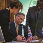 UK signs OTs up for regional treaty
