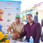 Minister, premier and speaker on Jamaica trip