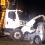 DEH truck involved in East End fatal crash