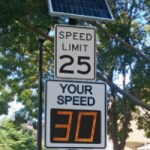 Speed check radar coming to WB road
