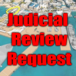 Trust and CPR file official legal action on port vote