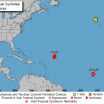 National Hurricane Center goes Greek with new storm