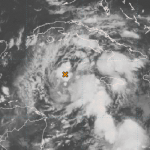 Weather threat re-emerges south of Cayman