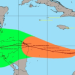 TD31 forecast to become hurricane