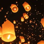 Activists say no to Chinese lanterns
