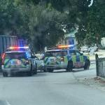 At least four cop cars damaged in three days