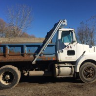 Volvo Single Axle (#9) Soil/Stone /ROC 10 tons Mulch/Compost 10 yards