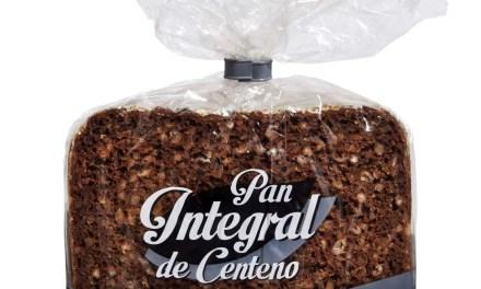 PAN MOLDE INTEGRAL DE CENTENO, HACENDADO, PAQUETE 9 REBANADAS – 500 g