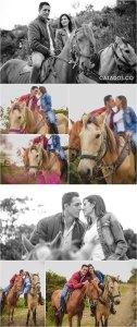Johanna & Eduardo - Fotos pre boda Bogota, La Calera www.cazados.co