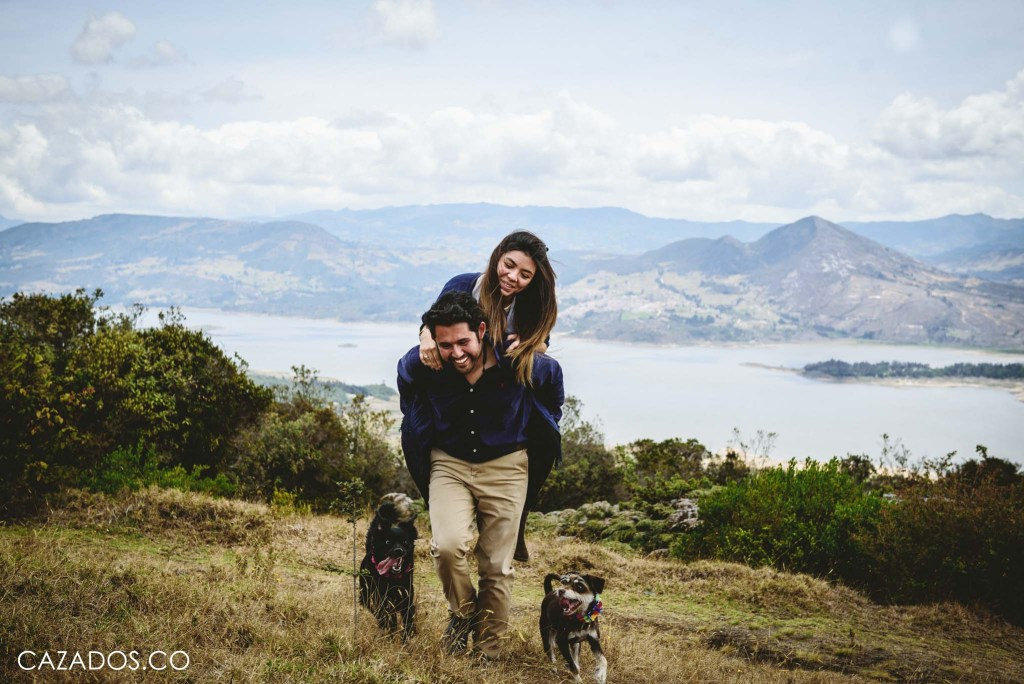 Fotos pre boda - Sopo y Guatavita Bogotá - Pre wedding   CAZADOS Photography