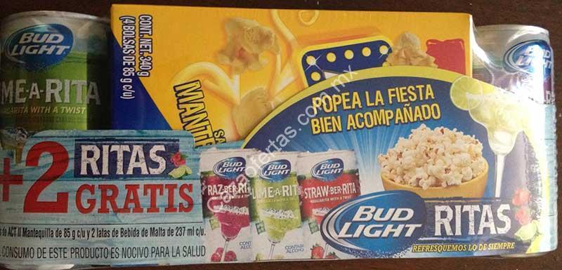 Ritas Bud Light