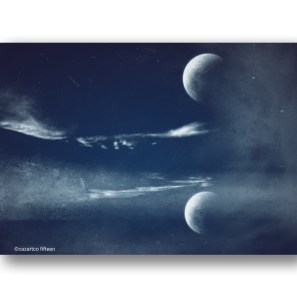 Returning Moon by Cazartco