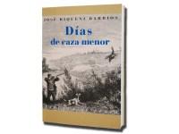'Días de caza menor' hará su puesta de largo en la Feria del Libro de Sevilla