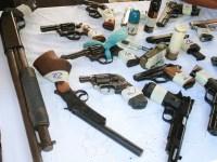 Por un Perú libre de armas ilegales
