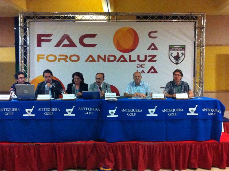 Foro Andaluz de la Caza - Mesa 2