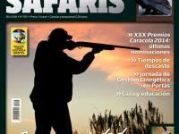 Caza y Safaris Julio del 2014