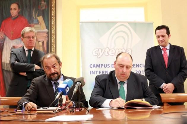 acuerdo UCLM y Recamder