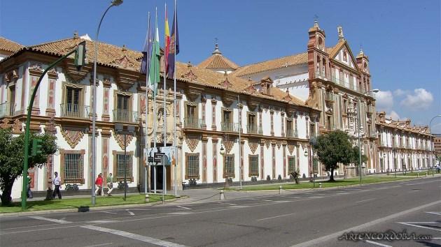 Palacio de la Merced sede Intercaza Córdoba
