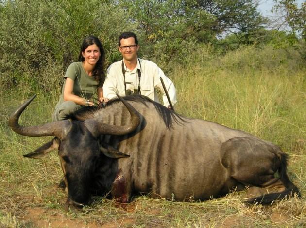 Ganadora suscripción sorteo caza y safaris finca espadella