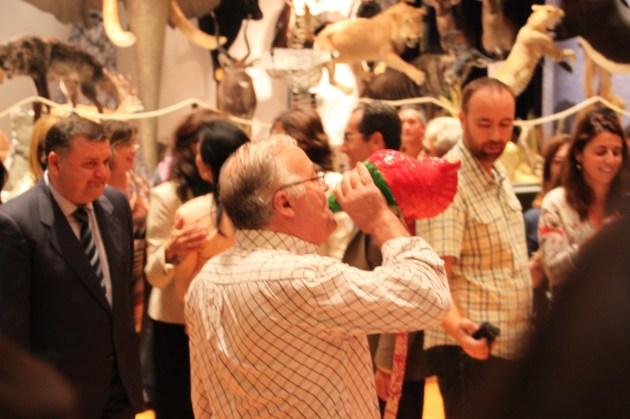 La Feria se inauguró al toque de Caracola.