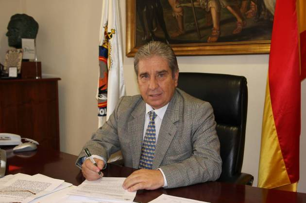 Andrés Gutiérrez Lara. Presidente RFEC