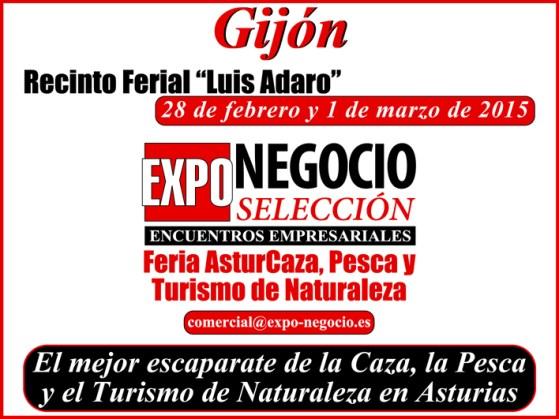 Gijón acoge la II Edición de AsturCaza, Pesca y Turismo de Naturaleza