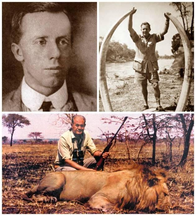 360 - Grandes cazadores de leones (2)