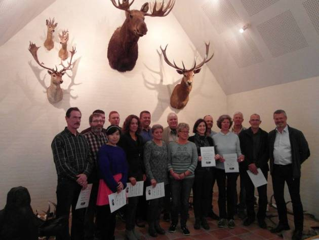 II curso medidores en svendborg dinamarca