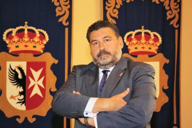 Pedro Acevedo, alcalde de Los Yébenes
