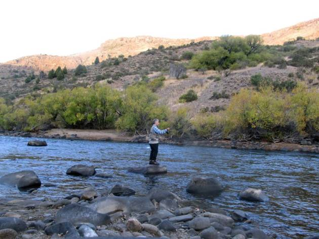 Foto pesca cinegética