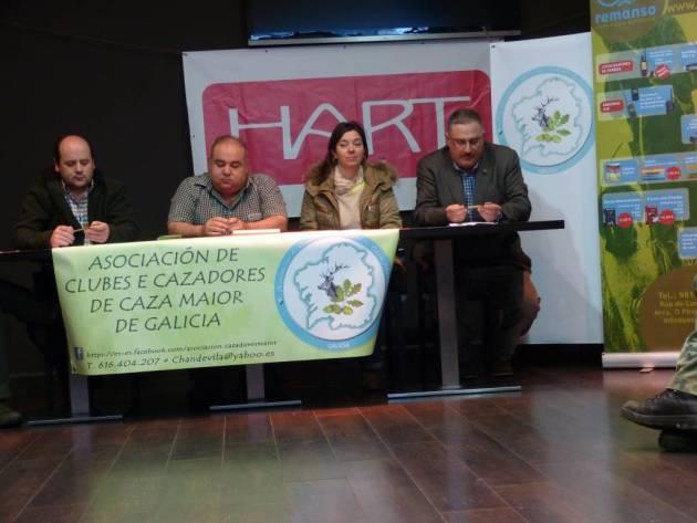 montería femenina galicia 2015